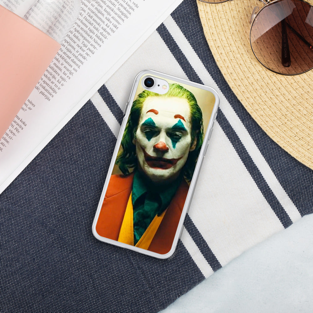 Joker Liquid Glitter IPhone Case - Armenzo