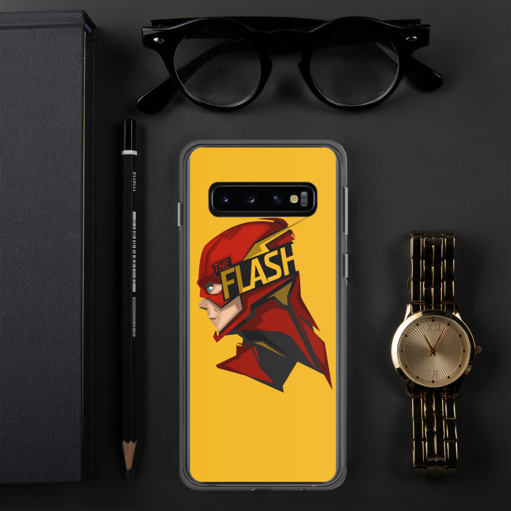 The-Flash Samsung Case - Armenzo
