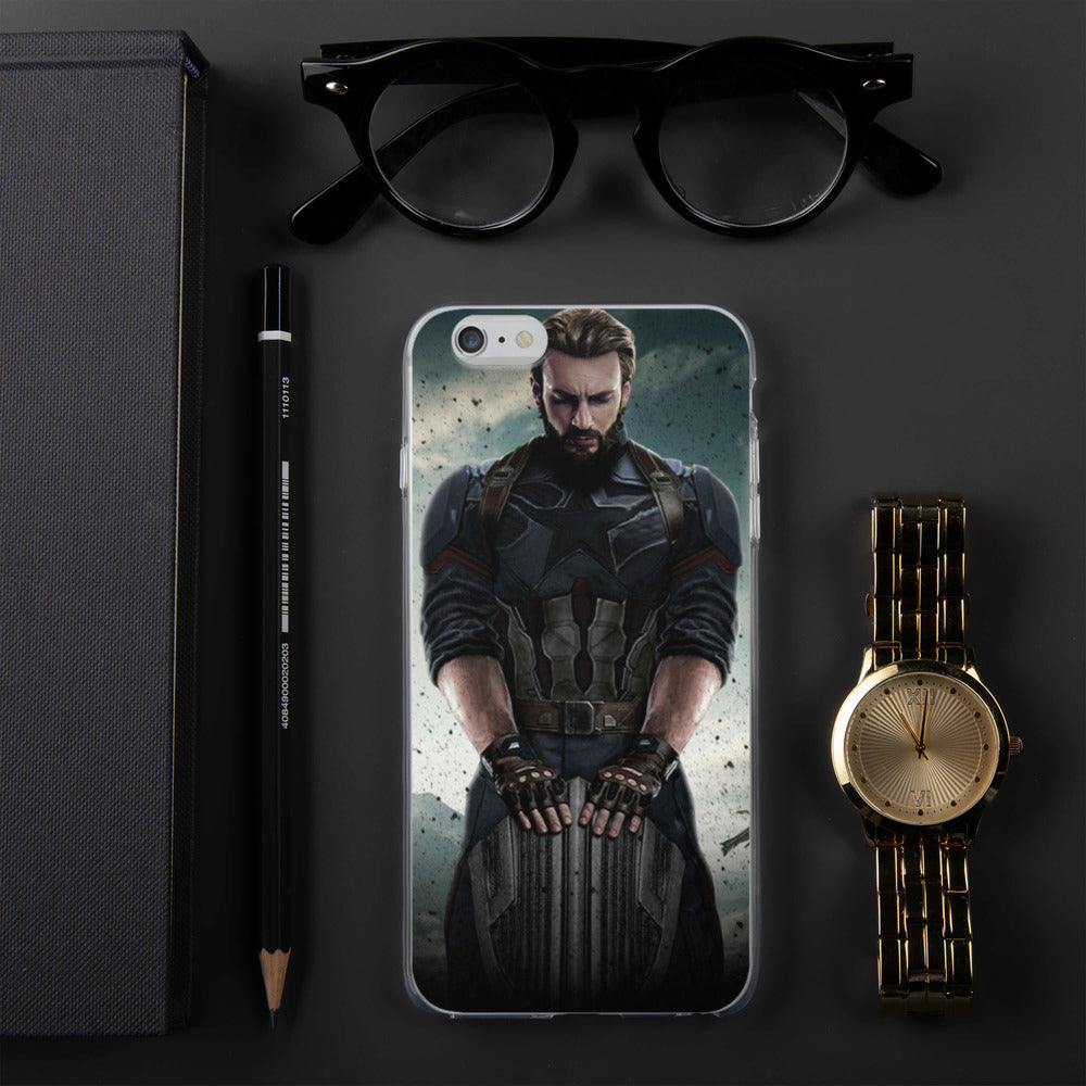 Captain America IPhone Case - Armenzo