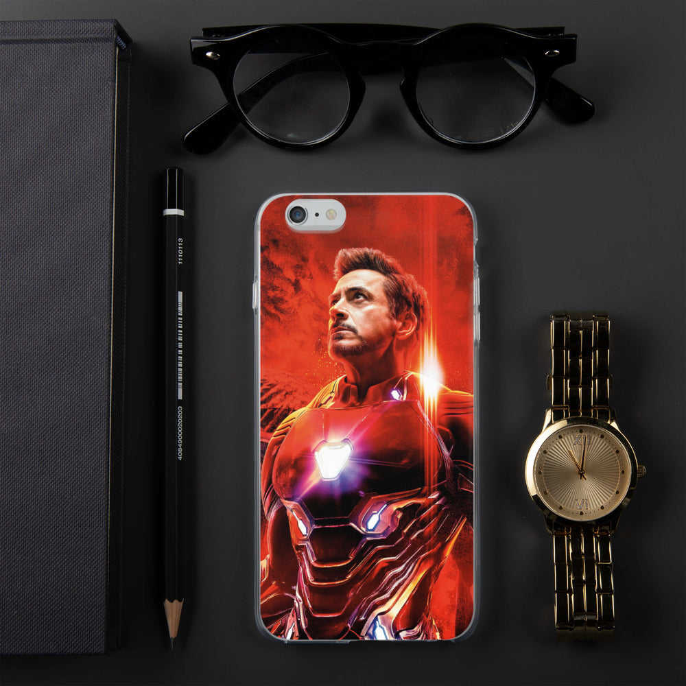 Tony Stark IPhone Case - Armenzo