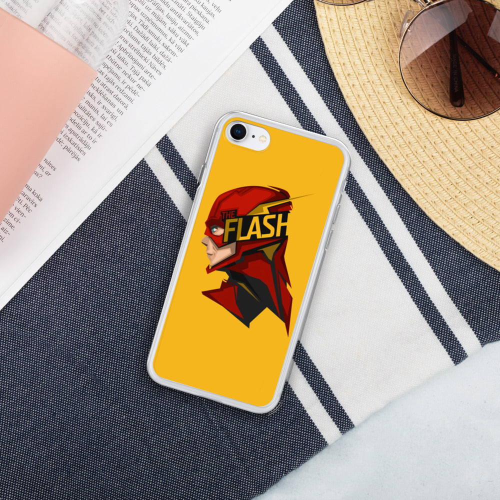 The-Flash Liquid Glitter IPhone Case - Armenzo