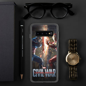 Captain America Civil War Samsung Case - Armenzo