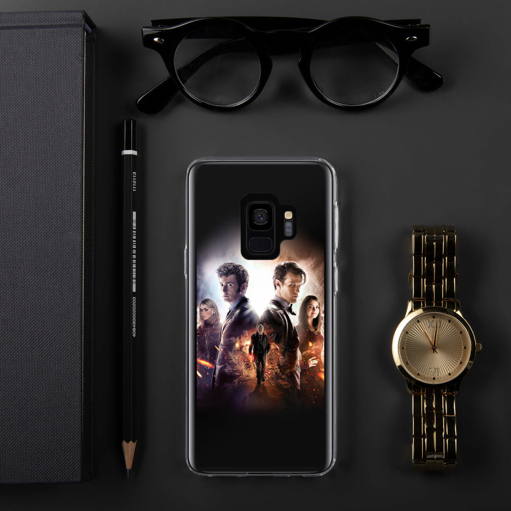 Doctor Who Samsung Case - Armenzo
