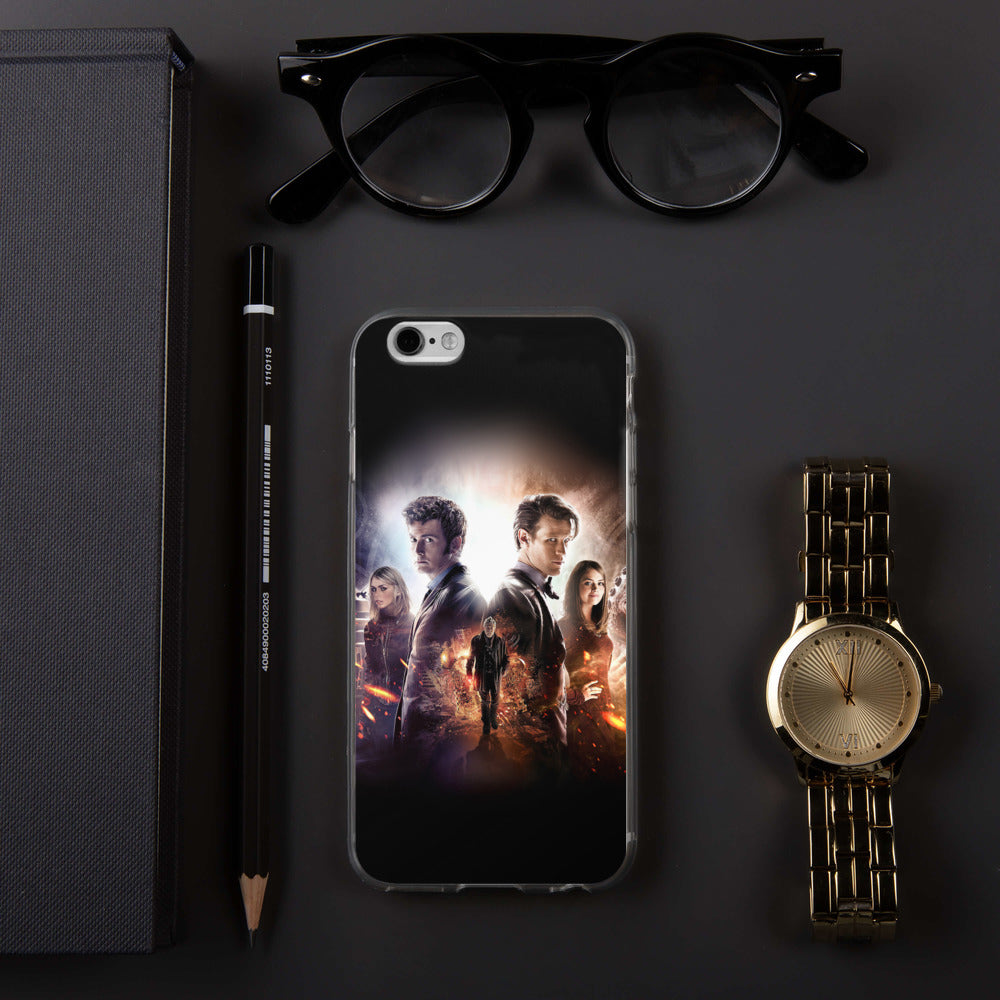 Doctor Who IPhone Case - Armenzo