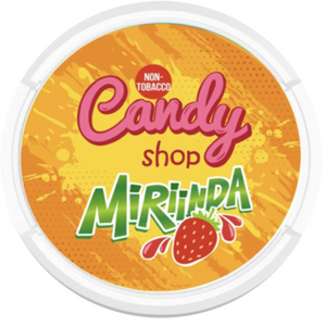 candy shop miranda - nicotine pouch - nicopod - tobacco-free - snus alternative