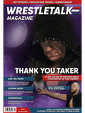 WrestleTalk Magazine Issue 21 (September 2020) - Print Edition