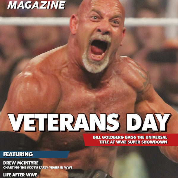 WrestleTalk Magazine Issue 17  - Print Edition