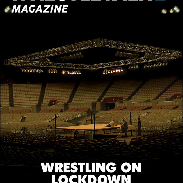 WrestleTalk Magazine Issue 18 (Collector's Edition)