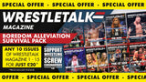 WrestleTalk Magazine Boredom Alleviation Survival Pack