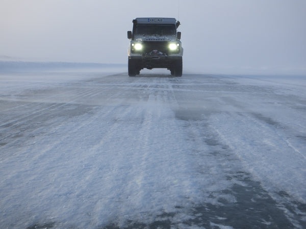 Ice Roads Part 7- The long and cold road home
