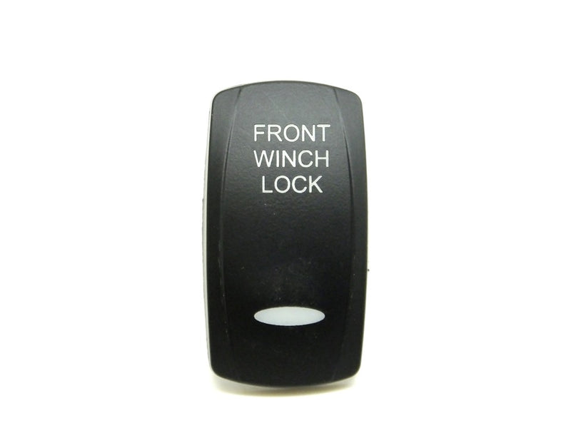 Carling Contura V Rocker- Front Winch Lock