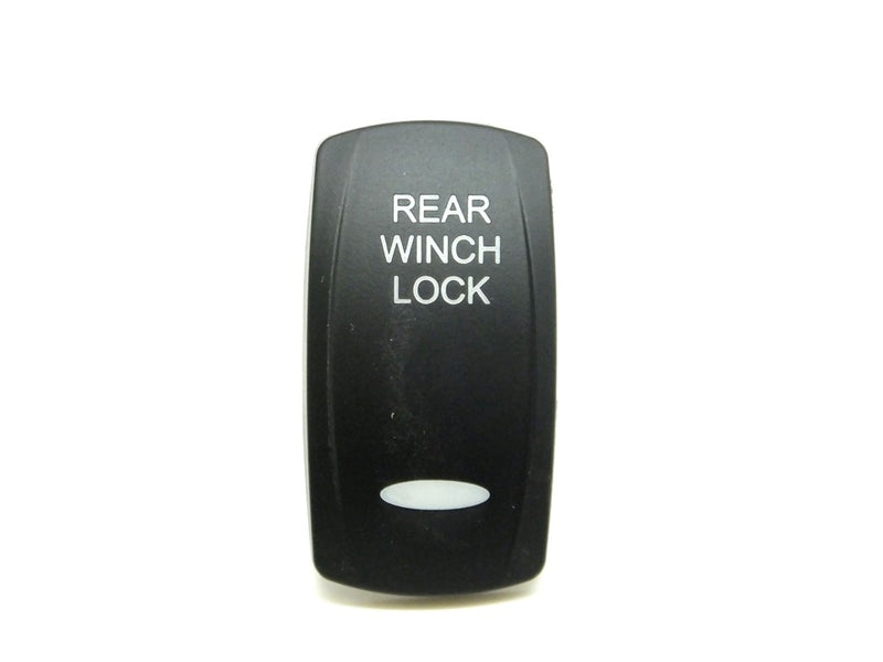 Carling Contura V Rocker- Rear Winch Lock