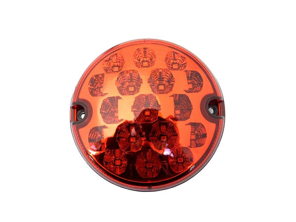 Defender LED 95mm Fog lamp- Red