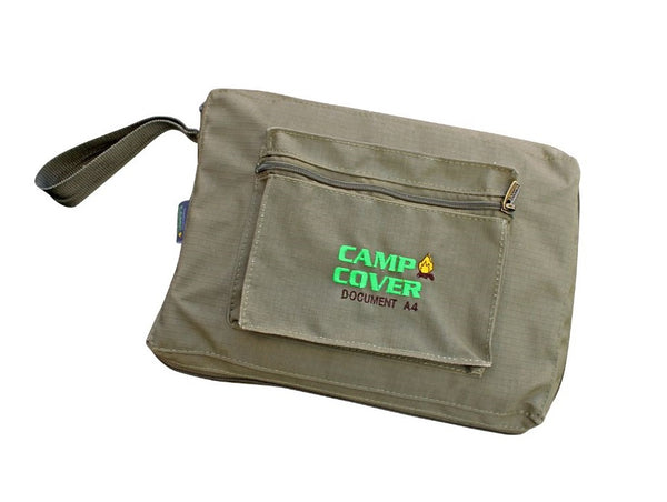 Camp Cover A4 Document Bag
