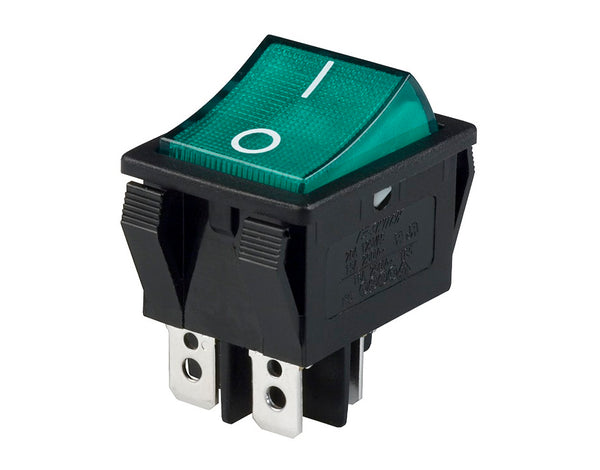 E-Switch Green