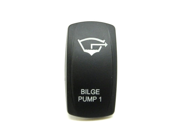 Carling Contura V Rocker- Bilge Pump 1