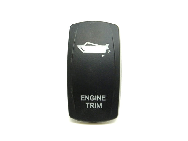 Carling Contura V Rocker- Engine Trim