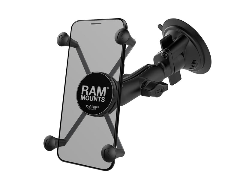 RAM X-Grip Phablet Suction Mount