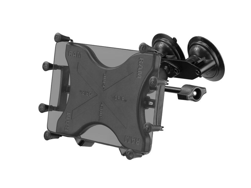 "RAM X-Grip Universal 10"" Tablet Double Suction Mount"