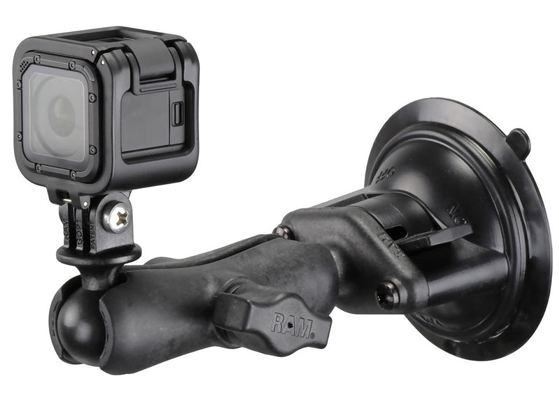 RAM GoPro Suction Mount