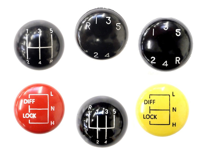 Defender Heritage Gear shifter knobs