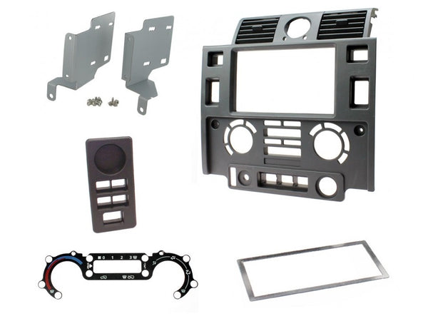 Defender Puma Double DIN Replacement Fascia