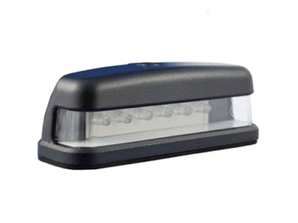 Perei LED Number Plate Lamp
