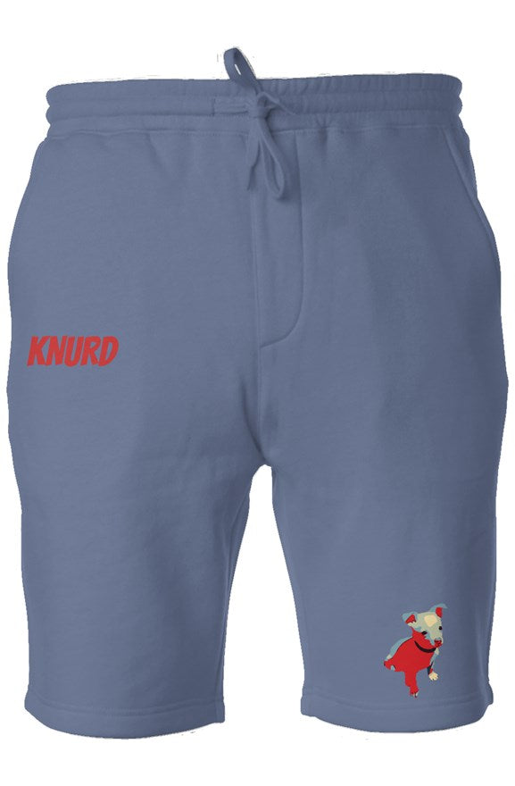 NACHO KNURD RED/BLU SHORTS