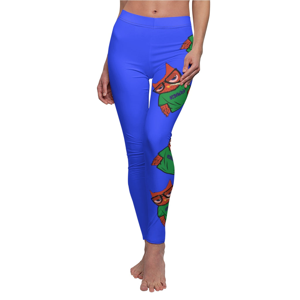420 KNURD ELEMENT WOMEN'S LEGGINGS