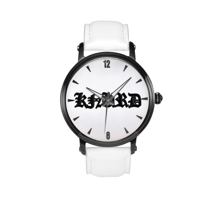 BLK/WHT KNURD OE WATCH