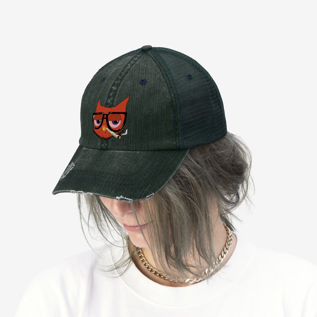 420 RETRO TRUCKER HAT
