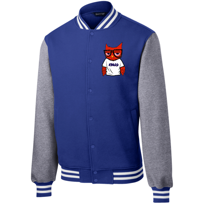 Blue Dream Men's KNURD Letterman Jacket