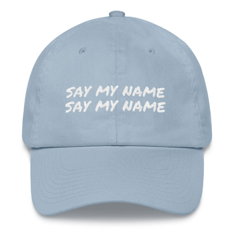 SAY MY NAME KNURD 90'S RNB WOMEN'S HAT