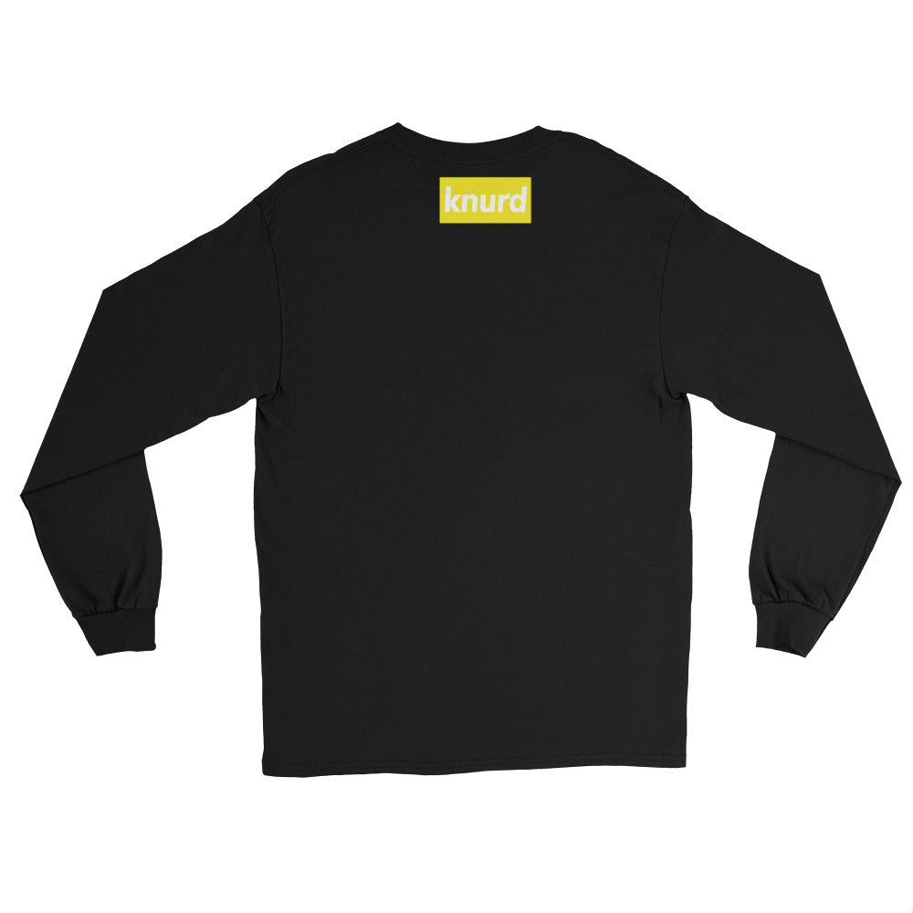 WOLVERINE LONG SLEEVE KNURD SHIRT
