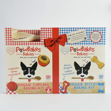 PawBakes dog baking gift pack