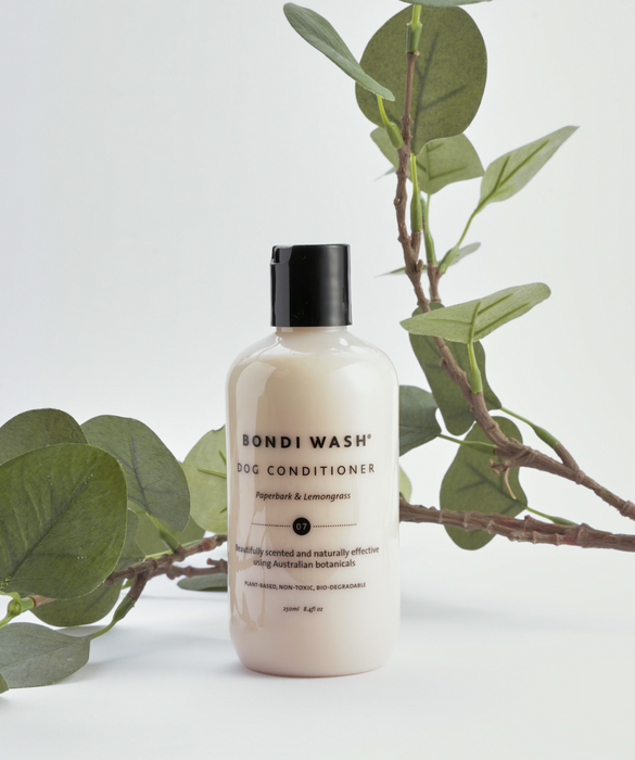 FLOUFFY_Bondi Wash Dog Conditioner Paperbark & Lemongrass