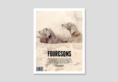 Four and Sons magazine issue 10 Spring 2019