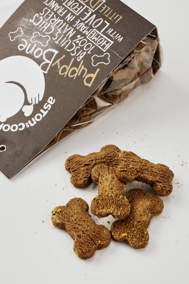 Aston's Cookies Puppy bone dog treats