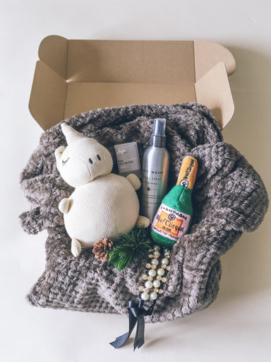 Luxe Dog Gift Box