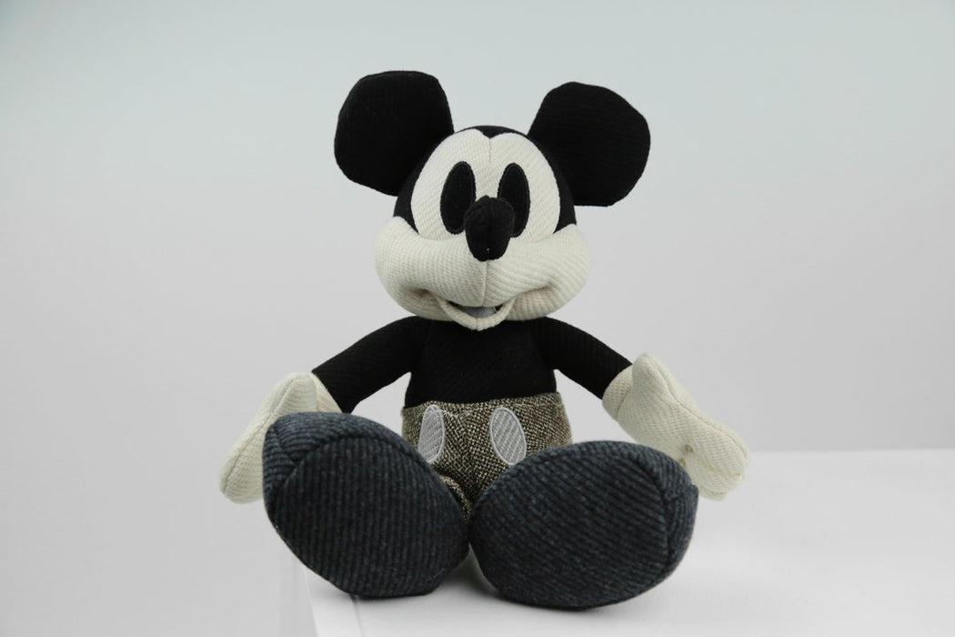 Max-Bone Mickey Mouse dog plush toy by Disney