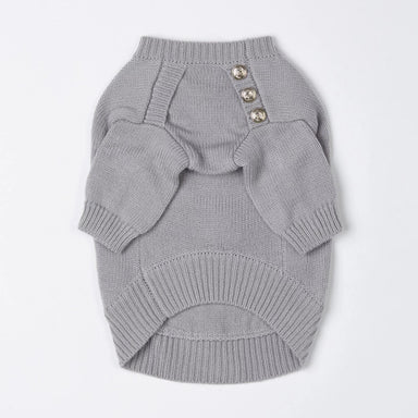 Button Jumper (Grey)