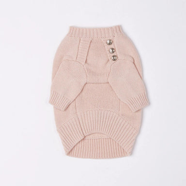 Button Jumper (Pink)