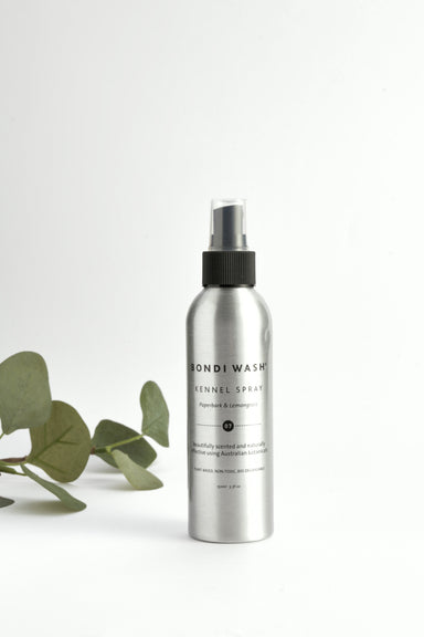 Bondi Wash Kennel Spray Paperbark & Lemongrass