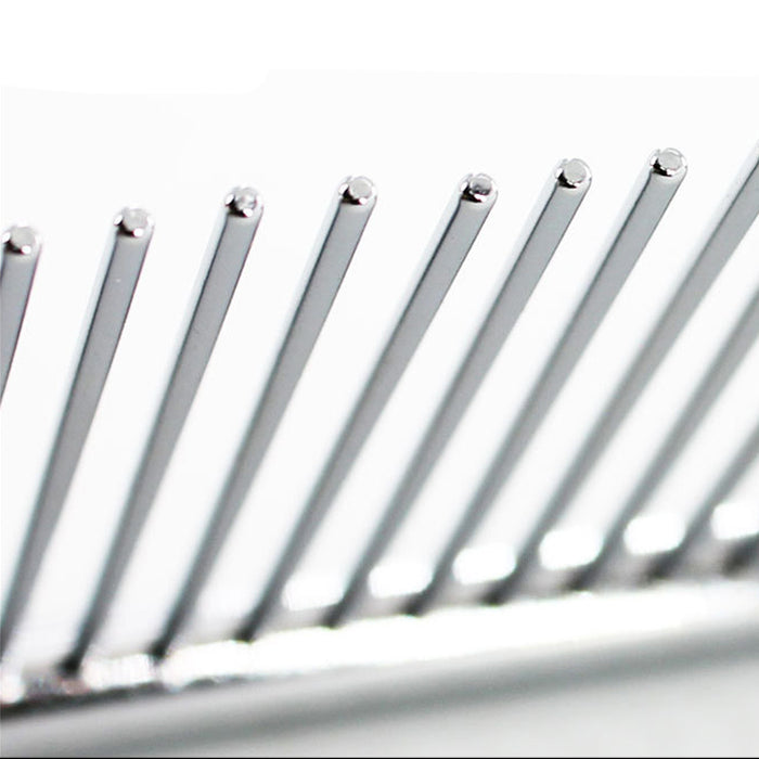 FLOUFFY FEEL stainless steel comb