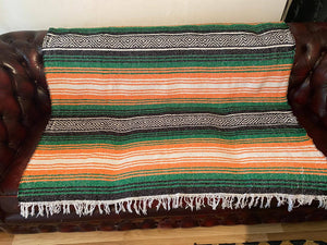 Aztec Striped Throw/Rug - Large