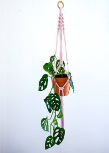 D.I.Y. Macrame Plant Hanger Kit with Video Kalicrame