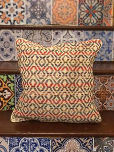Geometric Handwoven Scatter Cushion