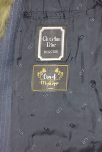Christian Dior Vintage Embroidered Suit