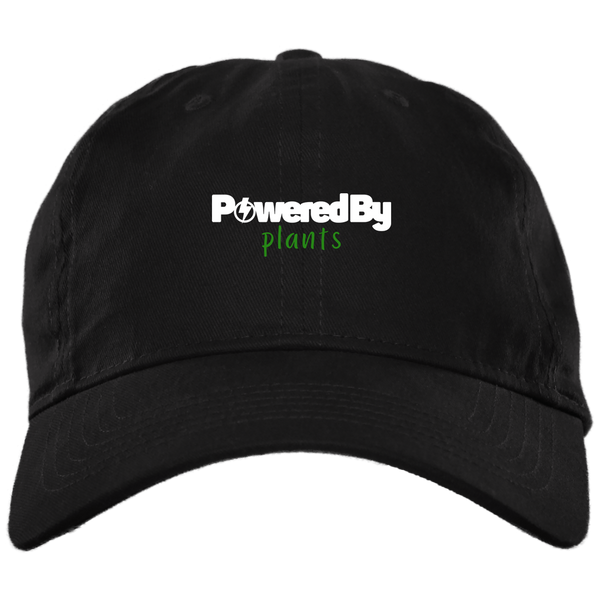 Powered by Plants Twill Cap