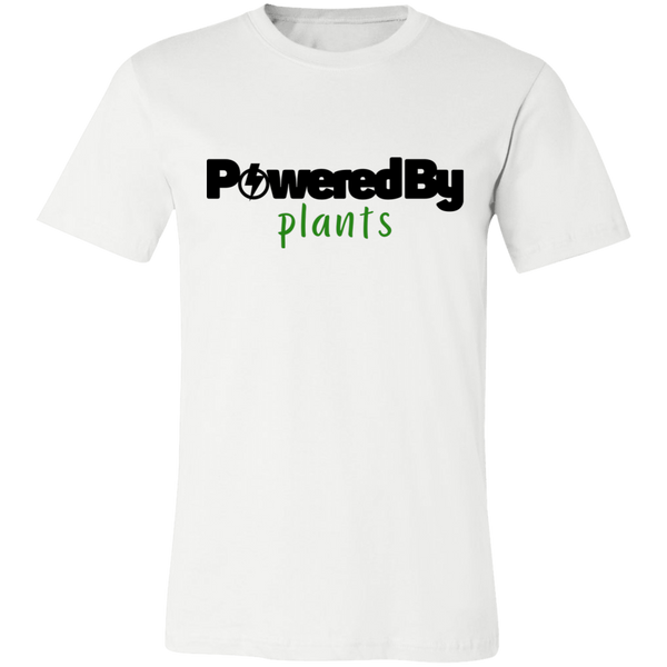 Powered by Plants Unisex Short-Sleeve T-Shirt